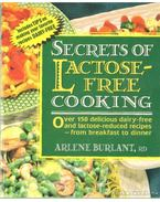 Secrets of Lactosefree cooking