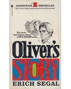 Oliver's Story - Segal, Erich