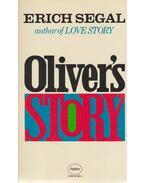 Oliver's Story - Segal, Erich
