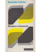 Modern mítoszok (Dedikált) - Semlyén István