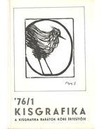Kisgrafika 76/1 - Semsey Andor Dr.