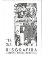 Kisgrafika 76/2-3 - Semsey Andor Dr.