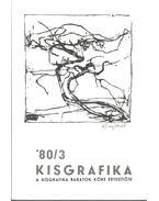 Kisgrafika 80/3 - Semsey Andor Dr.
