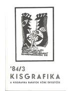 Kisgrafika 84/3 - Semsey Andor Dr.