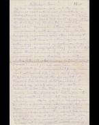 Sértő Kálmán (1910–1941) költő, író, újságíró saját kézzel írott, durva hangú, tudomásunk szerint publikálatlan levele mecénásának, Hatvany Lajos bárónak - Sértő Kálmán