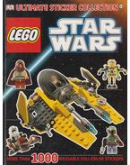 Ultimate Sticker Collection Lego Star Wars - Shari Last