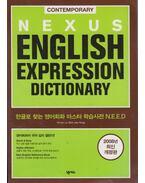 Nexus English Expression Dictionary - Shin Jae-Yong