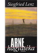 Arne hagyatéka - Siegfried LENZ