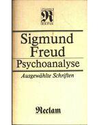 Psychoanalyse - Sigmund Freud