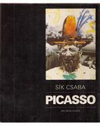 Picasso (dedikált) - Sík Csaba