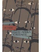 Fekete-Afrika története II. kötet - Sík Endre