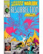 Silver Surfer/Warlock: Resurrection Vol. 1. No. 4 - Starlin, Jim