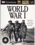 DK Eyewitness World War I - Simon Adams