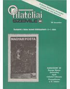 Filatéliai szemle 1989. december - Simon Gy. Ferenc