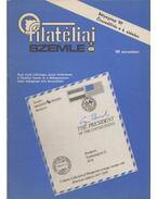 Filatéliai szemle 1989. november - Simon Gy. Ferenc