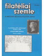 Filatéliai szemle 1990. május - Simon Gy. Ferenc