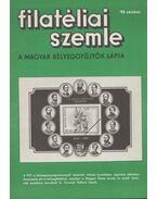 Filatéliai szemle 1990. október - Simon Gy. Ferenc