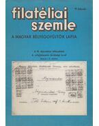 Filatéliai szemle 1991. február - Simon Gy. Ferenc