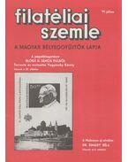 Filatéliai szemle 1991. július - Simon Gy. Ferenc