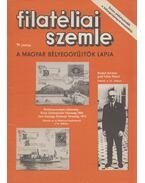 Filatéliai szemle 1991. június - Simon Gy. Ferenc