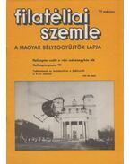 Filatéliai szemle 1991. március - Simon Gy. Ferenc
