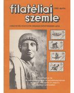 Filatéliai szemle 1992. április - Simon Gy. Ferenc