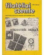Filatéliai szemle 1992. február - Simon Gy. Ferenc