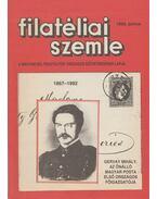Filatéliai szemle 1992. június - Simon Gy. Ferenc