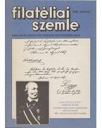 Filatéliai szemle 1992. március - Simon Gy. Ferenc