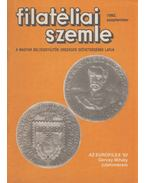 Filatéliai szemle 1992. szeptember - Simon Gy. Ferenc