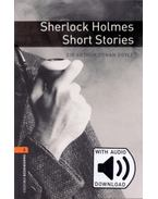 Sherlock Holmes short stories - Oxford Bookworms - Stage 2 - Sir Arthur Conan Doyle