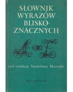 Slownik Wyrazow Bliskoznacznych - SKORUPKI, STANISLAWA