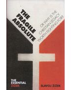 The Fragile Absolute: Or, Why is the Christian Legacy Worth Fighting For? - Slavoj Zizek