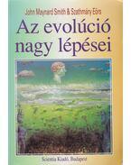 Az evolúció nagy lépései - Smith, John Maynard, Szathmáry Eörs