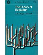 The Theory of Evolution - Smith, John Maynard