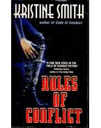 Rules of Conflict - SMITH, KRISTINE
