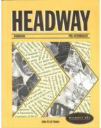 Headway Workbook Pre-Intermediate - SOARS, LIZ – SOARS, JOHN