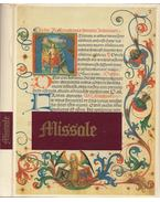Missale (reprint) - Soltész Zoltánné