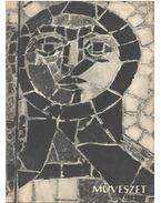 Művészet 1965 december VI. évf. 12. szám - Solymár István