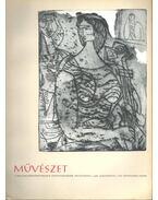 Művészet 1966. augusztus VII. évf. 8. szám - Solymár István
