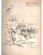 Művészet 1966. június VII. évf. 6. szám - Solymár István
