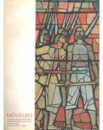 Művészet 1966 október VII. évf. 10. szám - Solymár István