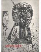 Művészet 1970 július XI. évf. 7. szám - Solymár István