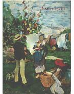 Művészet 1970 május XI. évf. 5. szám - Solymár István