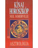 Kínai horoszkóp 1994 - Somerville, Neil