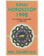 Kínai horoszkóp 1998 - Somerville, Neil