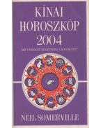 Kínai horoszkóp 2004 - Somerville, Neil