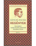 Regények - Somlyó Zoltán