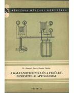 A galvanotechnika és a felületnemesítés alapfogalmai - Somogyi Jenő, Demeter Sándor