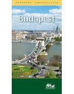 Budapest - Panoráma városkalauzok - Somorjai Ferenc